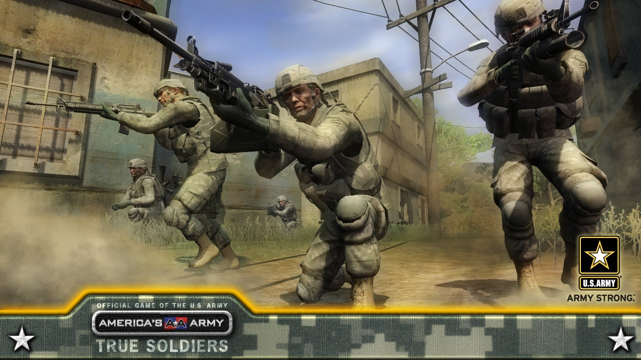 America's army : serious game pour le recrutement