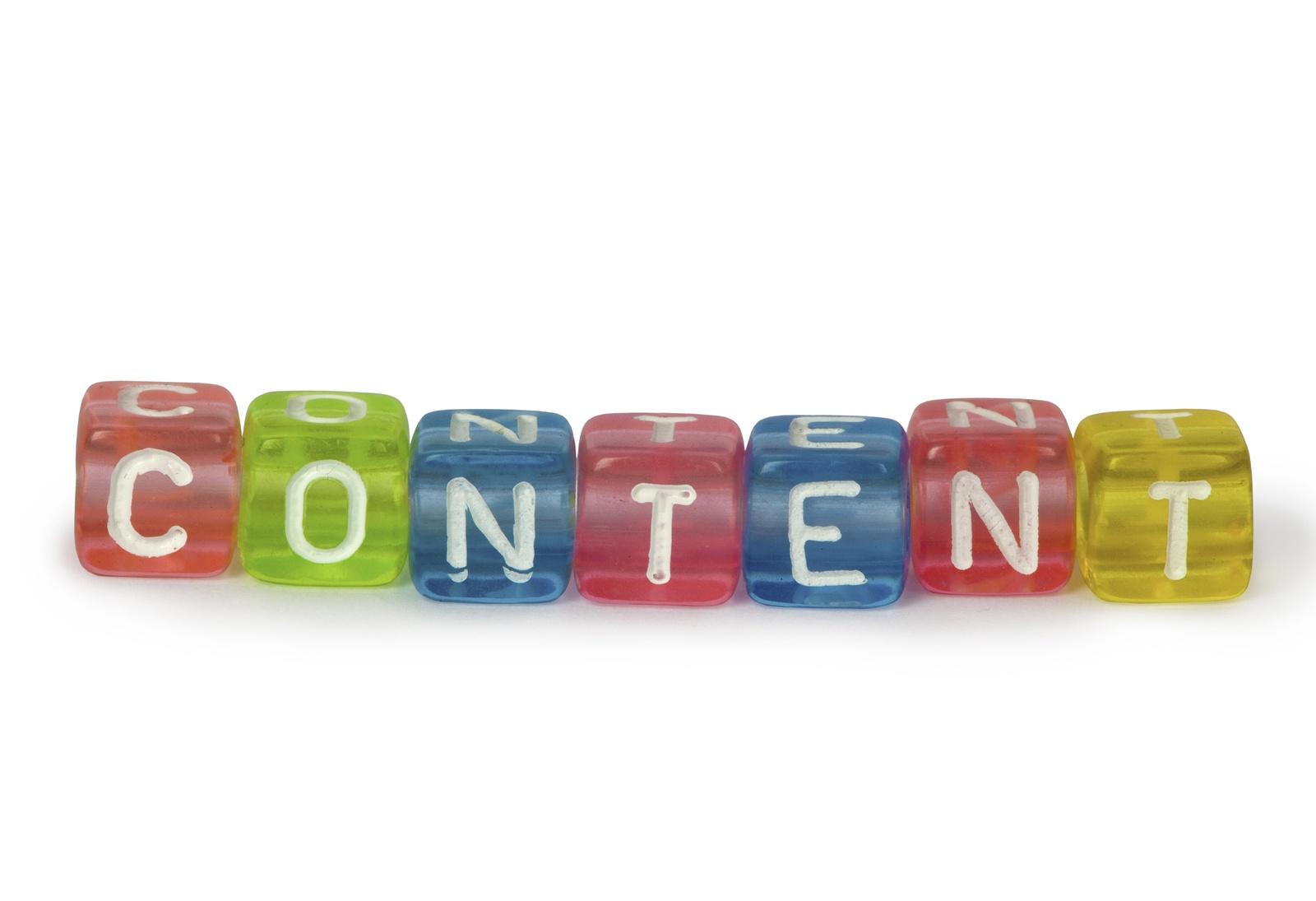 Qu'est ce que du contenu de qualité ?