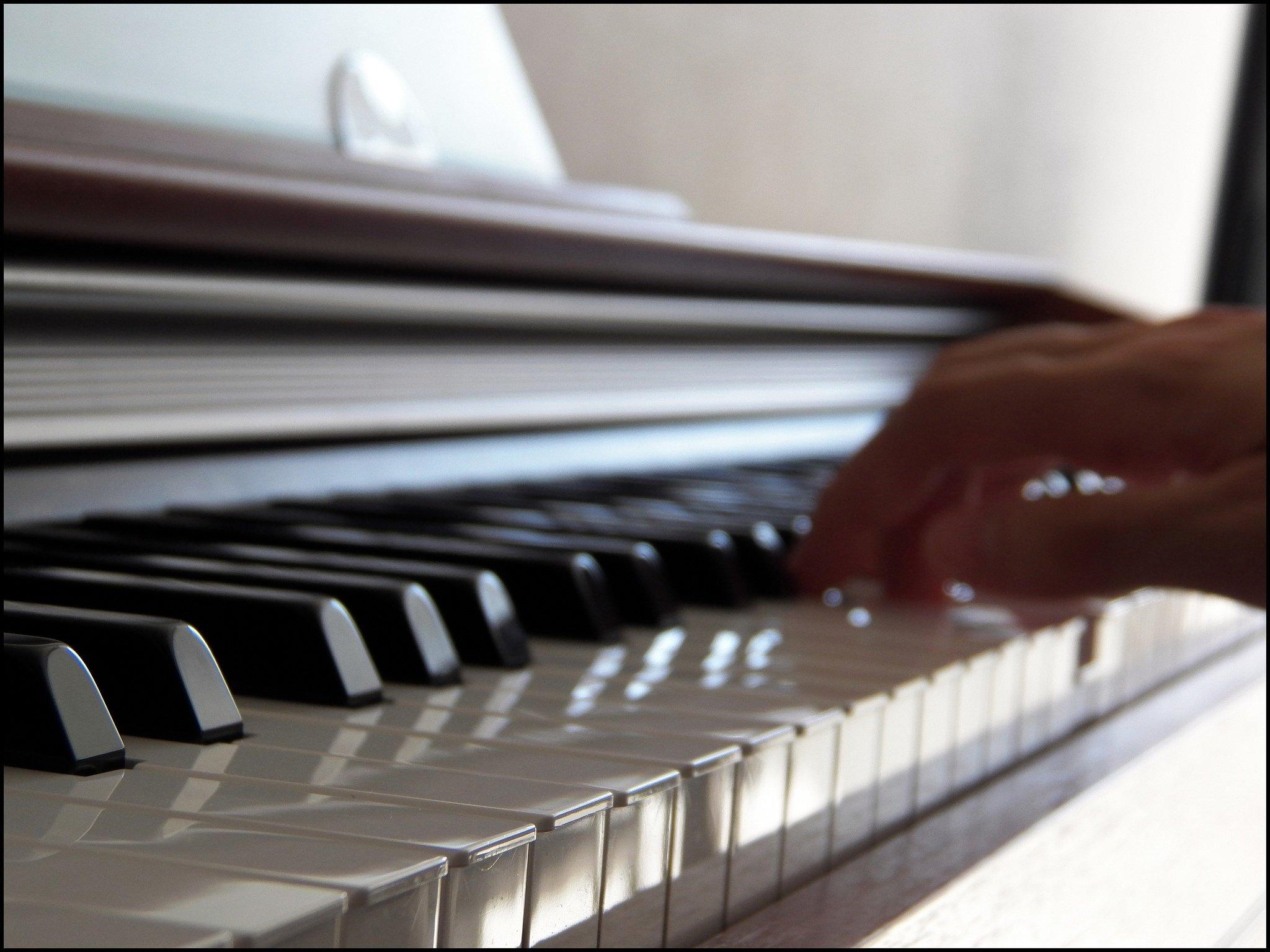 Apprendre à écrire c'est comme apprendre le piano !