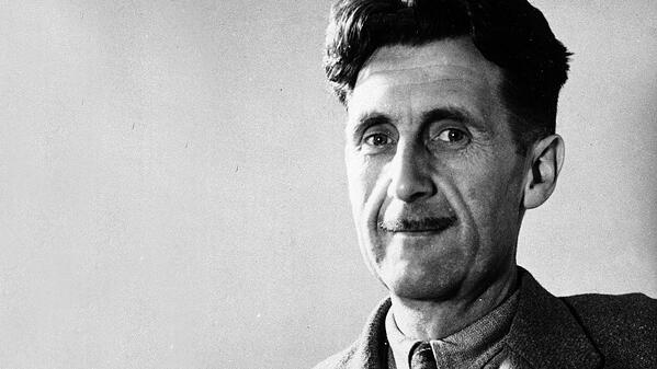 George Orwell, un expert du Content Marketing ?