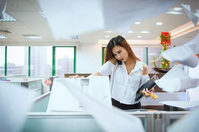 Les employés de startups ont souvent plusieurs rôles