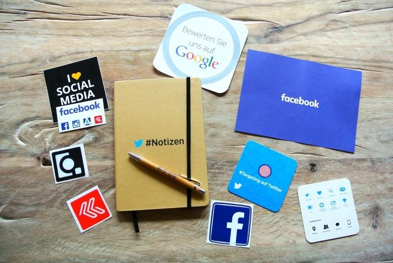 Pour le Cloud Marketing, vous avez besoin de tous ces médias sociaux.
