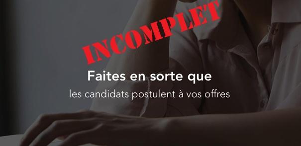Une contre-vérité d'Indeed sur l'Inbound Recruiting