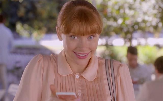 Lacie, interprétée par l'excellente Bryce Dallas Howard