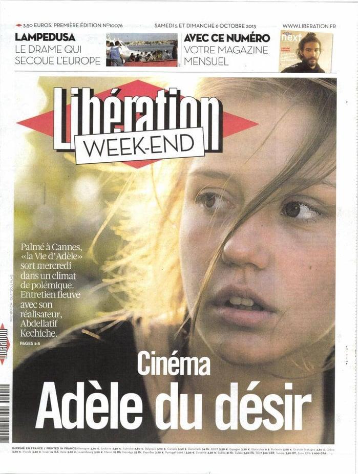 Les unes mythiques de Libération et ses titres humoristiques